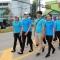 ร่วมเดินเทิดพระเกียรติสมเด็จพระนางเจ้าสิริกิติ์ พระบรมราชินีนาถ ในรัชกาลที่ 9 วันที่ 12 สิงหาคม 2561